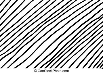 Background - Diagonal Lines - Hand Draw Sketch Background -...