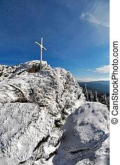 Grosser Osser - Germany - Grosser Osser in in National park...