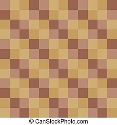 popular brown wood color tone checker chess square abstract texture background