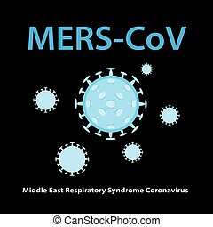 Mers-CoV (Middle East respiratory syndrome coronavirus)