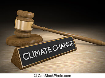Laws and policy on climate change and environmental...