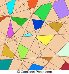 avant garde background - Vector avant garde background...