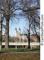 Magdeburg - Monastery of Our Lady in Magdeburg