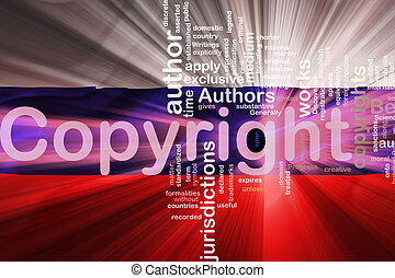 Flag of Russia wavy copyright law - Flag of Russia, national...