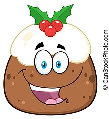 Happy Christmas Pudding