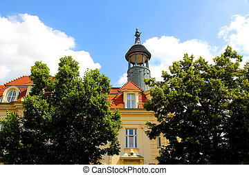 Historic Architecture in Potsdam, Germany