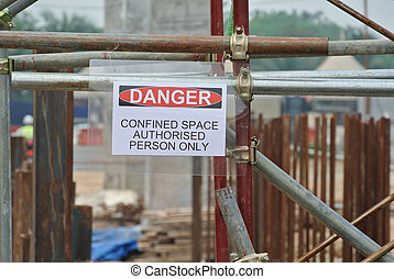 Authorized Personnel Only sign - Authorized Personnel Only...