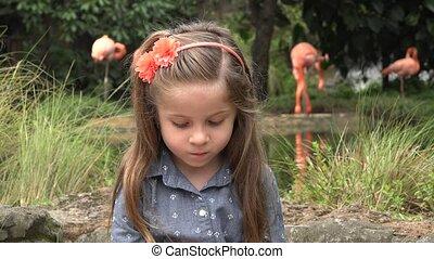 Sad Toddler Acting Surprised