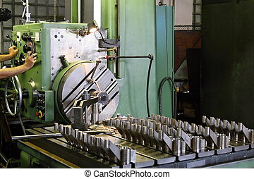 Horizontal milling machine - Milling and machining of...