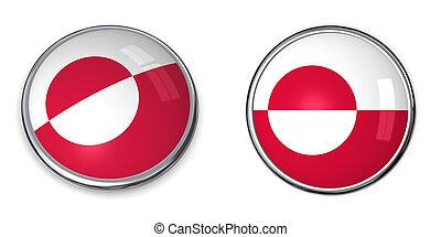 Banner Button Greenland
