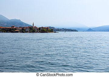 Lago, Maggiore, ,