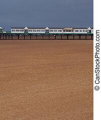 Pier - St Annes pier,Lancashire,UK,