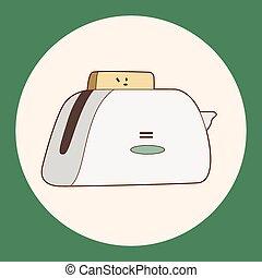kitchenware toaster