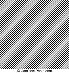 Straight, diagonal, oblique lines seamless background,...