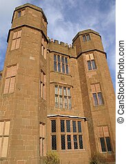 Elizabethan Castle, England - Kenilworth Castle in...