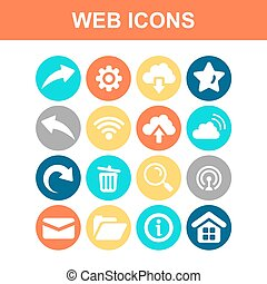 Web and Internet Icon