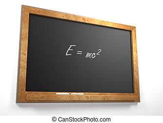 Einsteins formula
