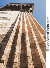 The Temple of Augustus is a well-preserved Roman temple in...