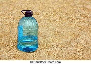 water in desert