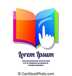 Books - Book sign Book symbol Vector illustration