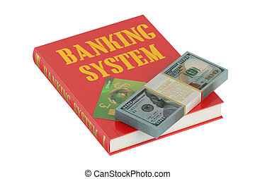Banking system concept