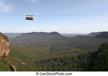 Blue mountains Australia - Blue mountains Near Katoomba,...