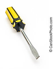 slotted screw driver