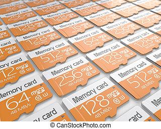 Memory micro sd cards