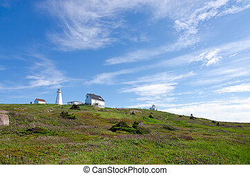 Cape Spear. Newfoundland - Cape Spear, Newfoundland, Canada...
