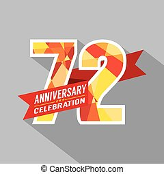 72nd Years Anniversary Celebration. - 72nd Years Anniversary...