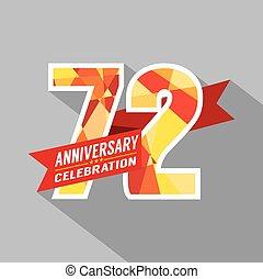 72nd Years Anniversary Celebration. - 72nd Years Anniversary...