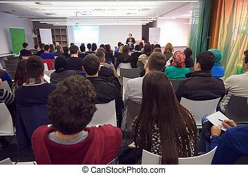 conference speaker - speaker on education conference...