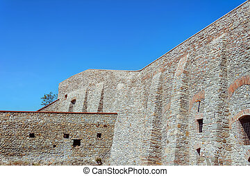 The Defensive Wall - Defensive Wall of the Main Castle
