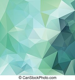 vector polygon background with irregular tessellations...