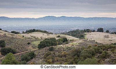 Northern California Landscape - Fremont Older Open Space...