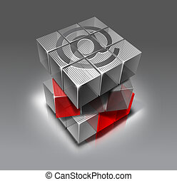 Communication Cube