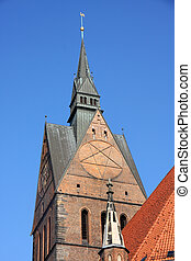 Market Church Marktkirche in Hannover, Germany