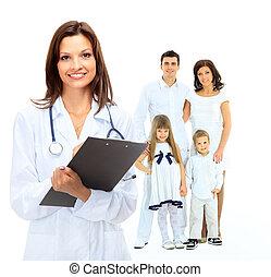 female family doctor
