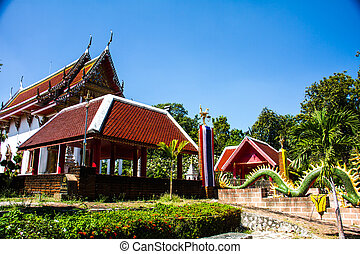 Forest Temple thai