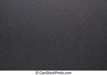 Black stone background - Black grainy stone background