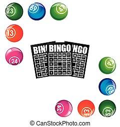 casino game design - casino game design, vector illustration...