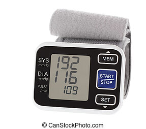 Blood Pressure Monitor - Wrist blood pressure monitor...