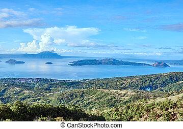 Taal Volcano Philippines - Taal Volcano in Luzon Philippines
