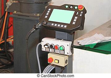 Welding Robot Control