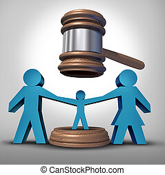 Child Custody Battle - Child custody battle as a family law...