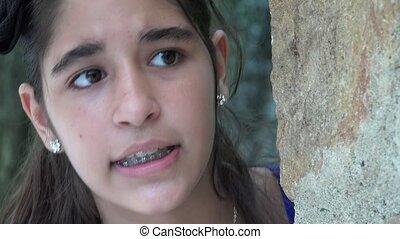 Neurotic Teenaged Girl