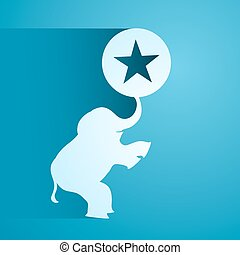 nice circus symbol