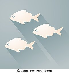 original fishes - Creative design of original fishes