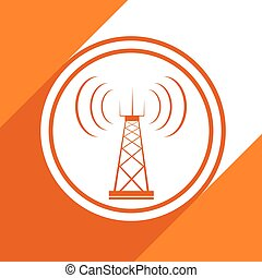 telecommunications tower icon