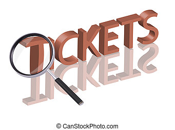tickets search